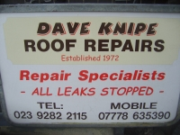 Roofing & Roof Repairs Portsmouthlogo