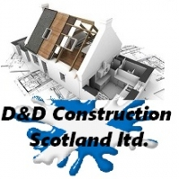 D& D Construction Scotland Ltdlogo